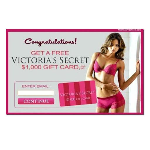 Join Victoria's Secret PINK Nation and for a limited time you will receive a free gift. You will also receive offers in the future including free stuff. Visit the link below and sign up today.