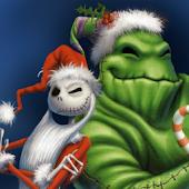 Nightmare Theme Go SMS Pro