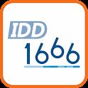IDD 1666 icon