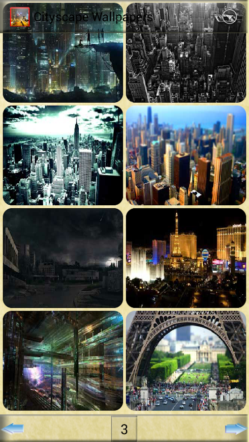 Cityscape Wallpapers - screenshot