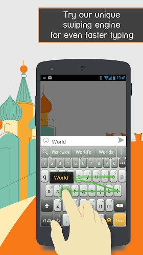 ai.type Keyboard Plus 3.2.4 APK