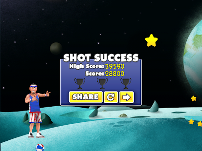 Globetrotter Trick Shots- screenshot thumbnail