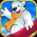 滑雪 赛车游戏 免费游戏下载 儿童游戏 、免费软件 icon