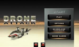 Screenshot of Drone Attack