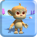 Game Talking Monkey APK for Kindle