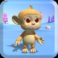 Talking Monkey APK for Bluestacks