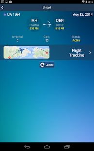 Denver Airport +Flight Tracker- screenshot thumbnail