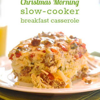 Slow-Cooker Breakfast Casserole