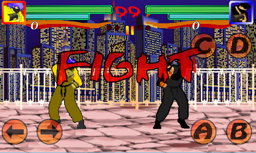 Street of Fighter