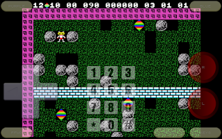 Screenshot of ColEm Deluxe - Coleco Emulator