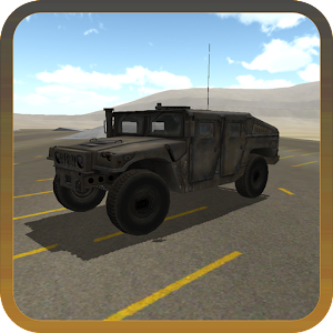Extreme Military Car Driver for PC and MAC