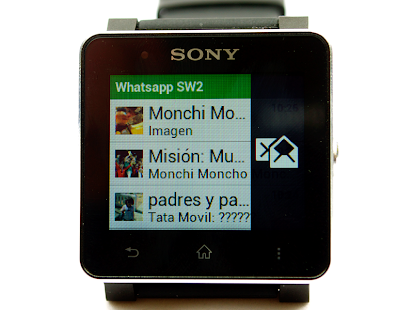 Sony / SE (Android) - SONY SmartWatch 2 防水智慧錶 也是Android好夥伴 - 手機 - Mobile01