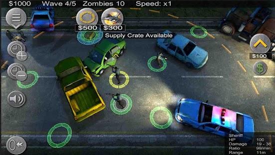 Zombie Defense Screenshot 24