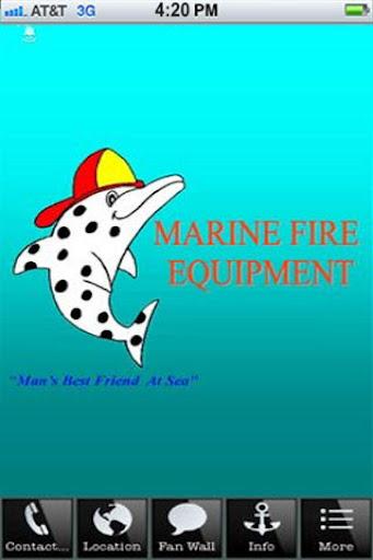 Marine Fire Equipment
