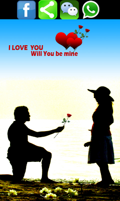 Love Proposal - screenshot