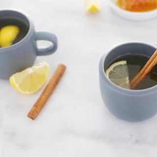 Honey Lemon Hot Toddy Recipes.