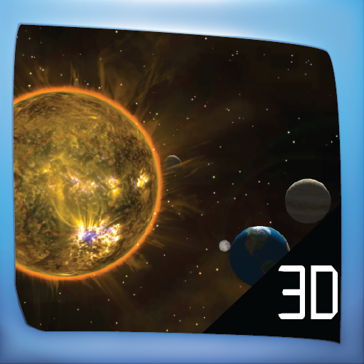 Galaxy Planets Solar System Lt 個人化 App LOGO-APP試玩