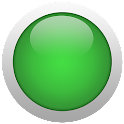 Little Green Button icon