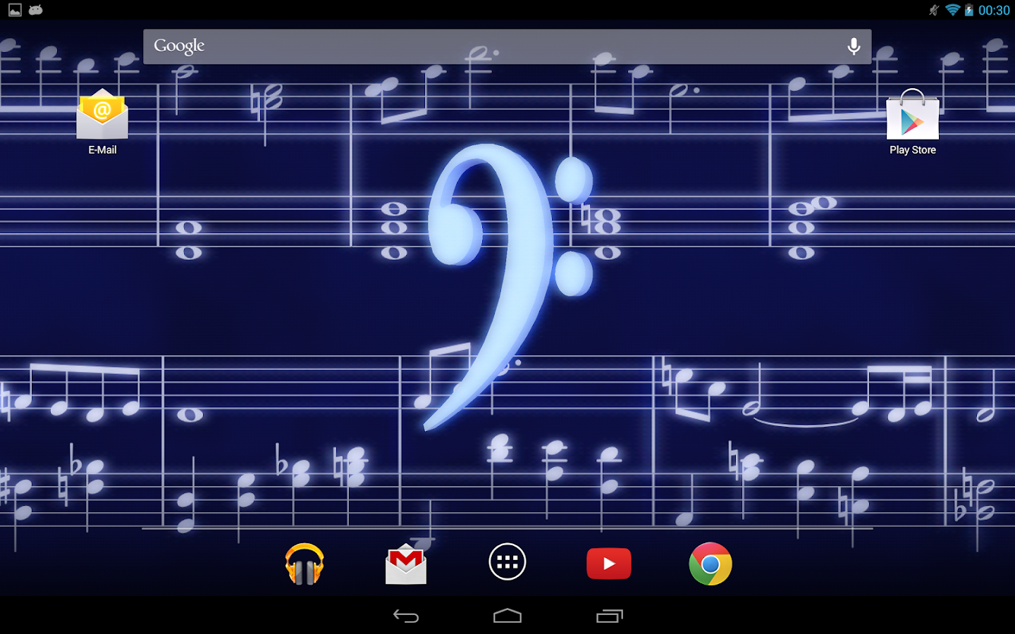 living music 3d live wallpaper android apps on google play