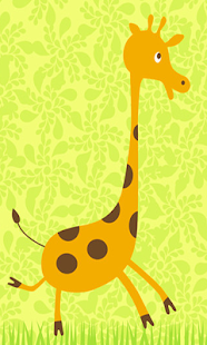 Maggic Ripple - 3D Giraffe LWP - screenshot thumbnail