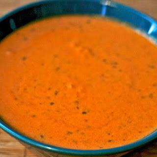Nordstrom's Tomato Basil Soup.