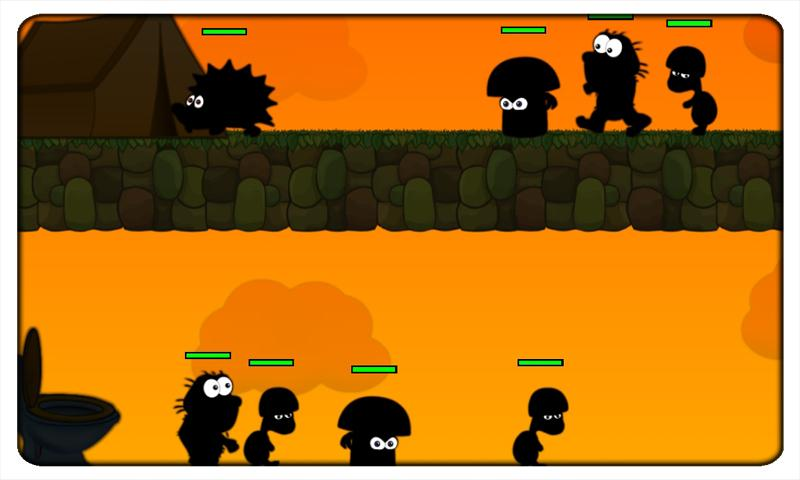 Crazy Mob - screenshot
