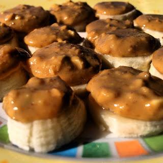 Peanut Butter & Banana Bites.