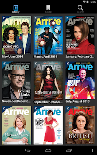 Arrive Magazine- screenshot thumbnail