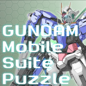 Gundam MS puzzle icon