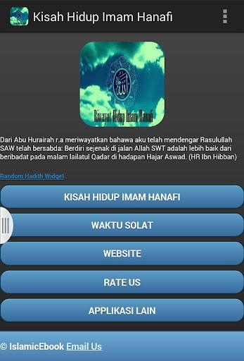 Kisah Imam Hanafi