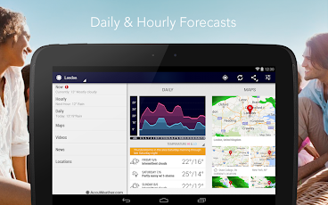 AccuWeather Platinum Screenshot 26