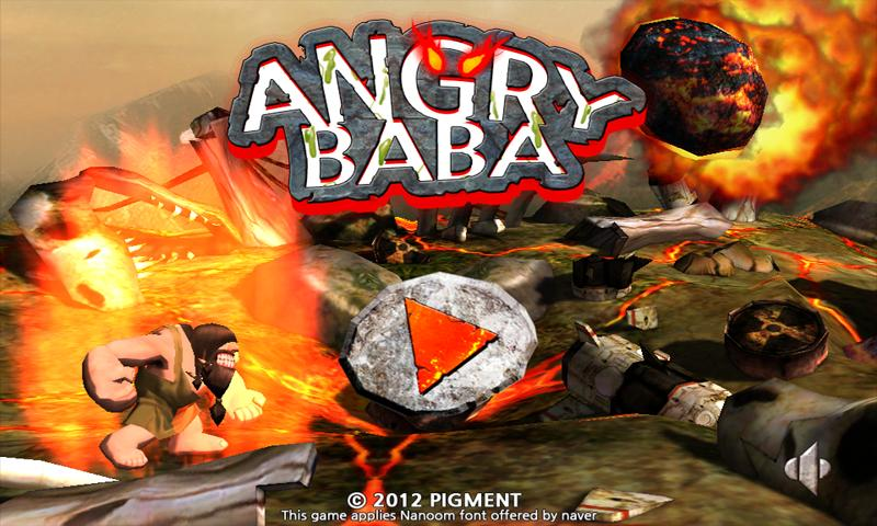 Angry BABA - screenshot