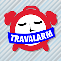 TravAlarm NYC logo