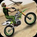 Army Trial Bike 3D icon