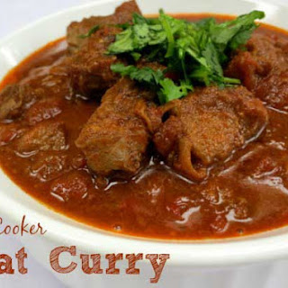 Goat Curry.