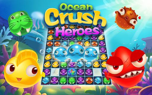 Ocean Crush Heroes