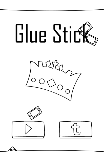 Glue Stick - screenshot