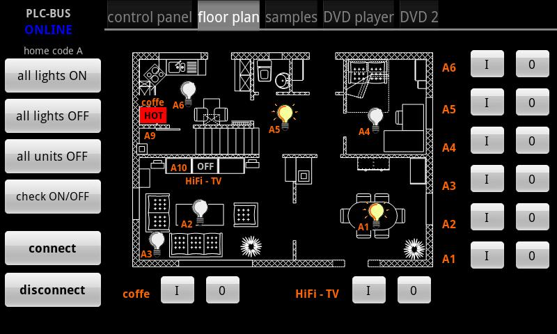 homeVisu Standard Edition- screenshot