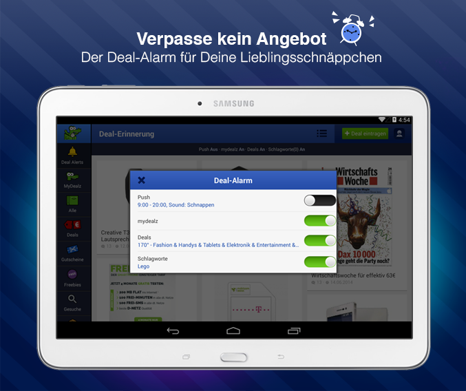 mydealz - Deals & Gutscheine- screenshot
