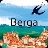 Plànol de la ciutat de Berga