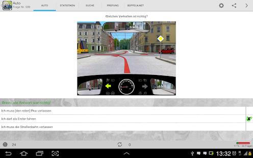 auto f hrerschein klasse b android apps on google play. Black Bedroom Furniture Sets. Home Design Ideas