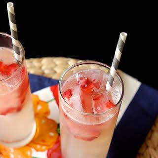Strawberry Ice.