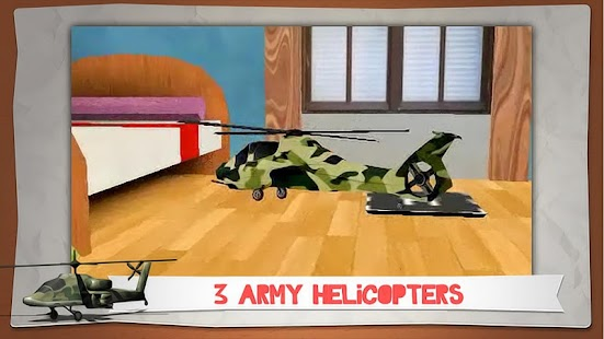 Helidroid Battle PRO : Copter - screenshot thumbnail