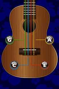 Ukulele Tuner- screenshot thumbnail