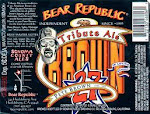 Bear Republic Peter Brown Tribute Ale