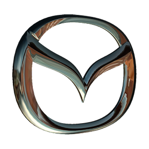 Mazda 3D logo live wallpaper