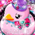 キラキラハート(ko554a) icon
