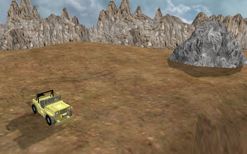 Jeep Offroad Driving 3D- screenshot thumbnail