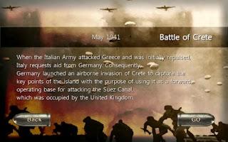 Screenshot of Second World War Lite