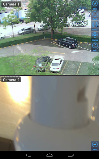 Viewer for Planet IP cameras